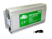 Pure Sine Wave- 1000watt 12v  inverter with UPS, Charger and Remote